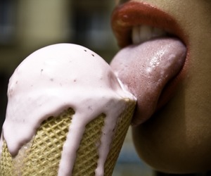 icecream, dirty mind, and moan image