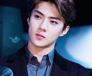 exo, vocal, and sehun image