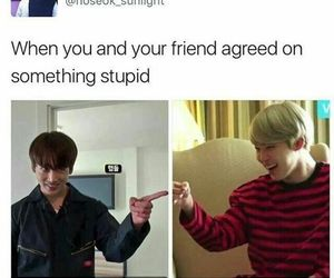 jungkook, jimin, and bts image