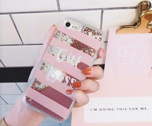 case, iphone case, and girl boss image