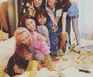 snsd, Sunny, and tiffany image
