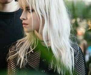 beautiful, blonde, and hayley williams image