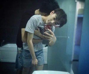 boys, boyxboy, and asian image