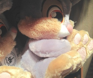 bunny, disneyland, and plushie image