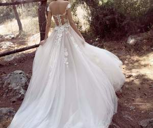 beautiful, wedding, and fashion image
