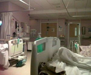 hospital and aesthetic image
