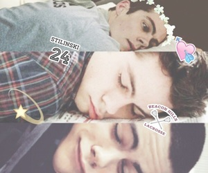 kawaii, stiles, and teenwolf image