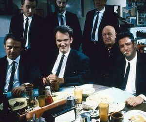 reservoir dogs, movie, and quentin tarantino image