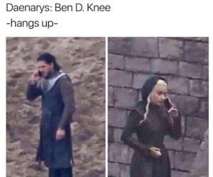funny, got, and game of thrones image