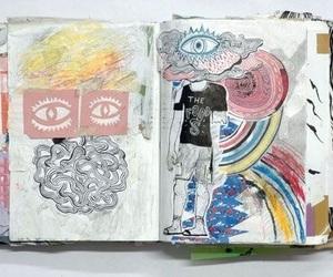 art, books, and creative image