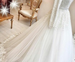 dresses, gown, and wedding fashion image