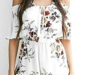 floral and romper image