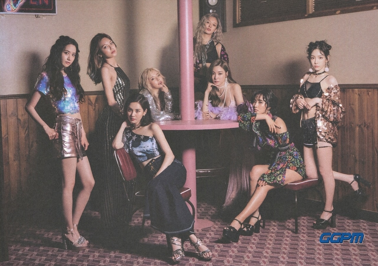 snsd, tiffany, and sooyoung image
