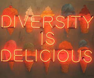 orange and diversity image