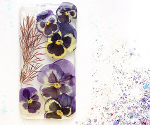 etsy, phone cases, and iphone case flowers image