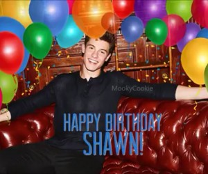 19th, happy birthday, and shawn mendes image
