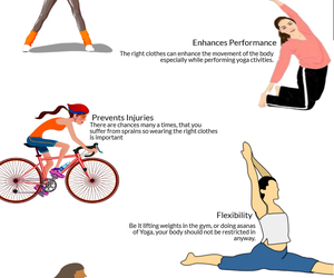 sports, activewear, and gym clothes image
