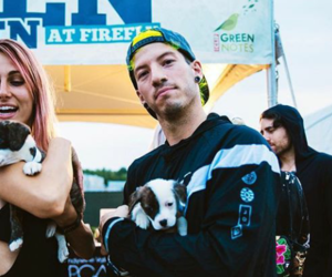 jenna joseph, josh dun, and twenty one pilots image