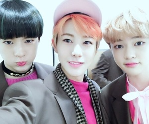 chenle, jeno, and nct dream image