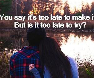 couple, maroon 5, and Lyrics image