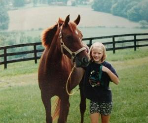 horse, horses, and horseback riding image