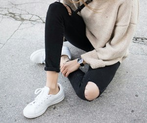 fashion, girl, and ootd image