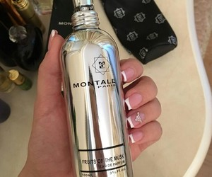 nails, perfume, and montale paris image