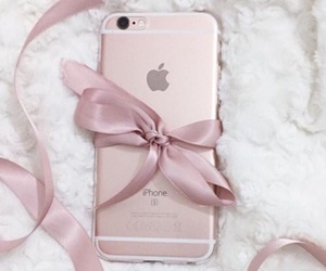 iphone and pink image
