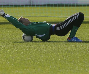 germany, neuer, and fussball image
