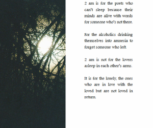 poem, quote, and lonely image