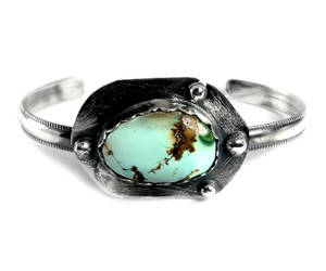 etsy, turquoise cuff, and natural turquoise image