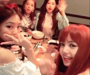 exo, rose, and twice image