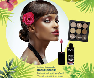 bronx colors, fashion, and make up image