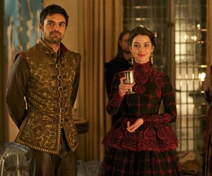 mary stuart, reign, and sean teale image
