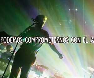 desamor, compromiso, and foster the people image