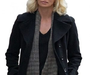 Charlize Theron, lorraine broughton, and atomic blonde image