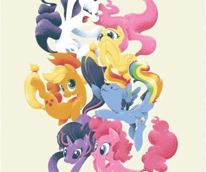 MLP, my little pony, and twilight image