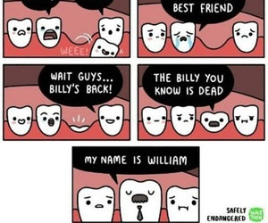 teeth and funny image