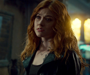 clary fray, katherine mcnamara, and shadowhunters image