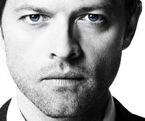 eyes, supernatural, and castiel image