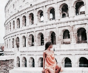 travel, place, and rome image