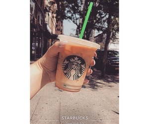 city, secret, and starbucks image