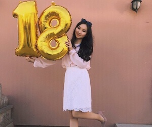 18, balloon, and birthday image
