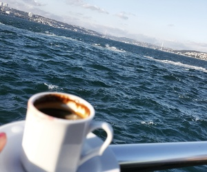 coffee, istanbul, and view image