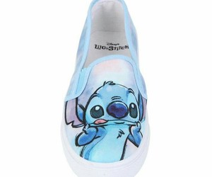 fashion, shoes, and stitch image