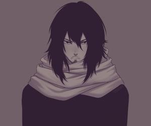boku no hero academia and aizawa image