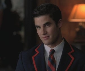 glee and darren criss image