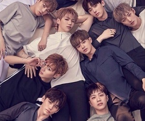 seductive, wanna one, and bias group image