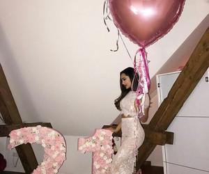 birthday, girl, and 21 image