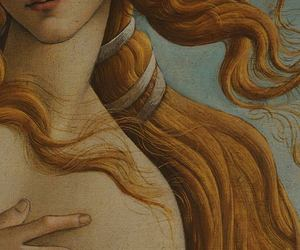 sandro botticelli, the birth of venus, and Venus image